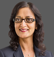 A photo of Rima Qureshi.